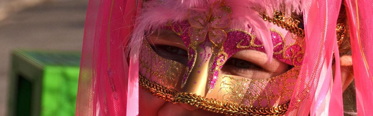 3000 Besucher feiern beim Kindermaskenfest
