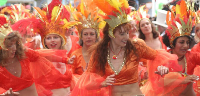 Die Hauptstadt legt vor - Berlins Narren feiern Karneval