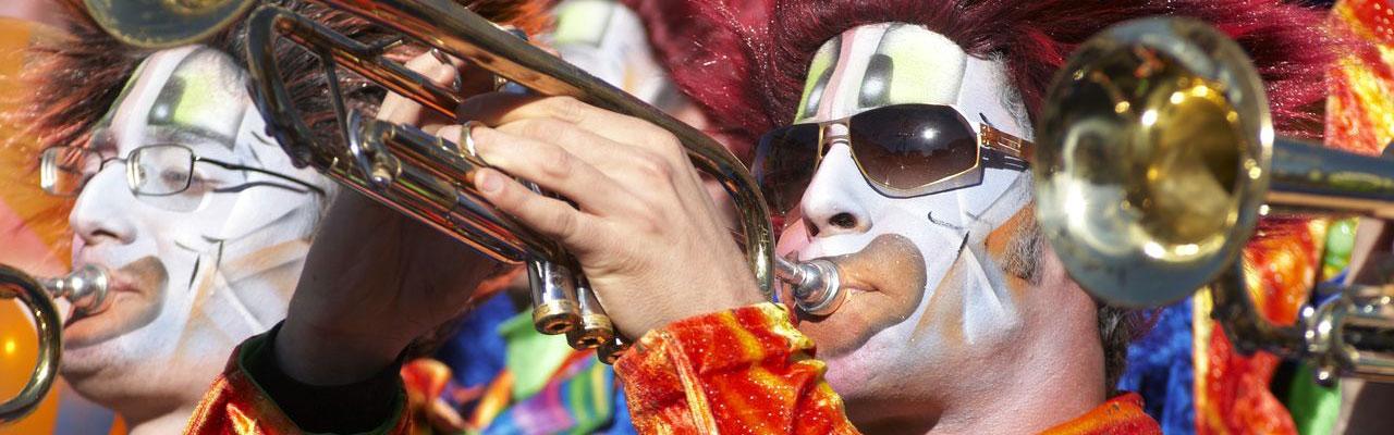 Europäisches Guggemusik-Festival vom 18. bis 20. Januar 2013