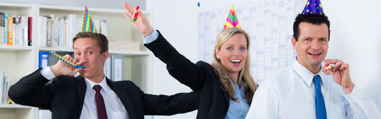 Fastnachtsparty im Büro: mit diesen Regeln spielt der Chef mit