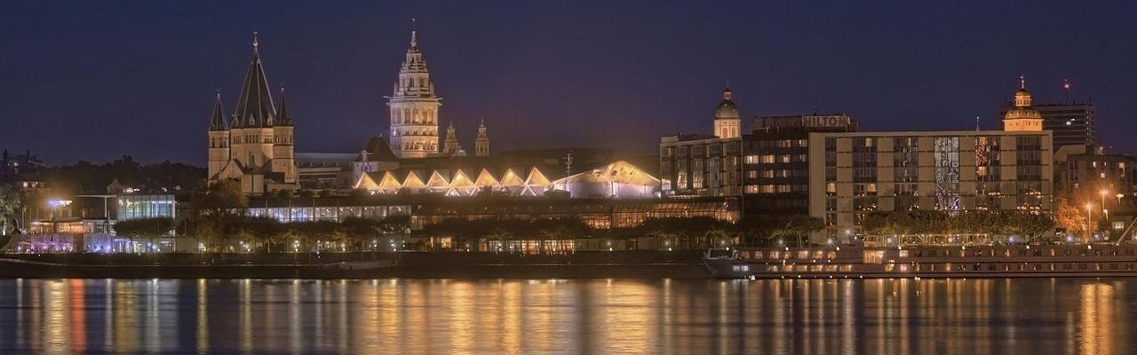 Fastnachtsveranstaltungen in der Rheingoldhalle Mainz