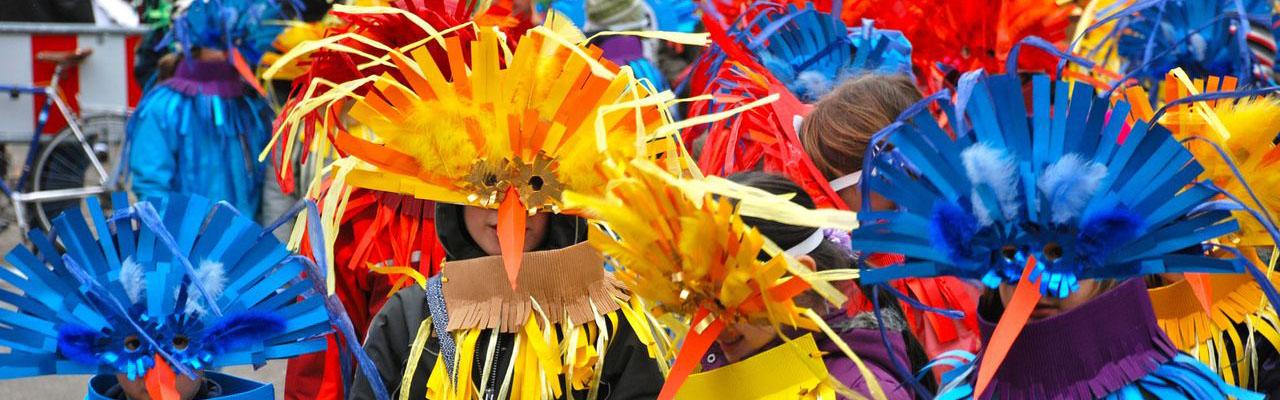 Jugendmaskenzug am Fastnachts-Samstag