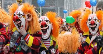 Neujahrsumzug 2013 läutet die Fastnachtskampagne in Mainz ein