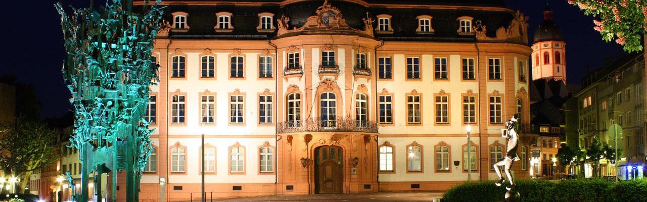 Treffpunkt Fastnachtsbrunnen: Auf den Spuren des Nationalsozialismus durch Mainz
